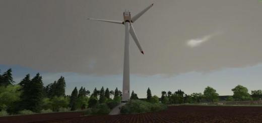Photo of FS19 – Wind Turbine Micon M530 V1