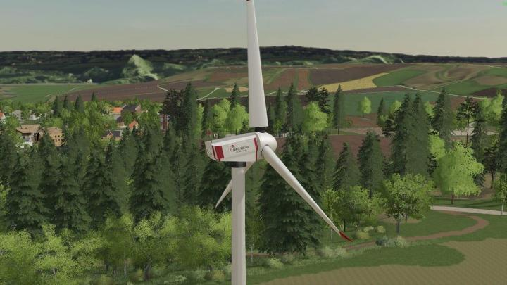 FS19 - Wind Turbine Micon530 V1