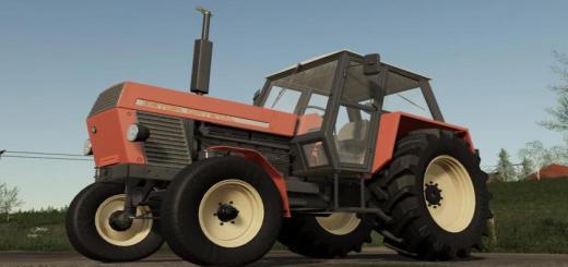Photo of FS19 – Zetor Crystal 12011 Tractor V1