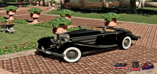 Photo of FS19 – 1936 Mercedes-Benz 540K V1