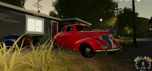 Photo of FS19 – 1939 Chevy Coupe V1