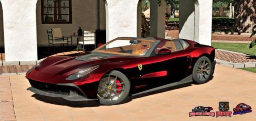 Photo of FS19 – 2014 Ferrari F12 Trs V1