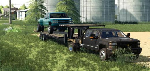 Photo of FS19 – 2017 Chevrolet 3500 High Country V2
