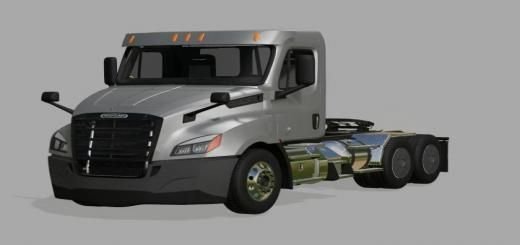 Photo of FS19 – 2021 Freightliner Cascadia 116 Day Cab V1