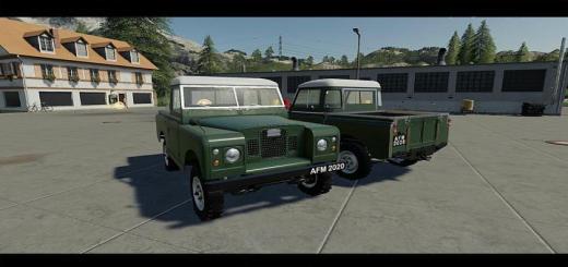 Photo of FS19 – Afm Santana 88 Pickup V1