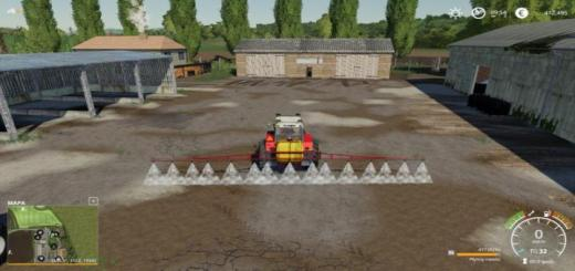 Photo of FS19 – Agromehanika 450L V1.1