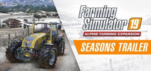 Photo of FS19 – Alpine Farming Expansion Is Seasons-Ready!