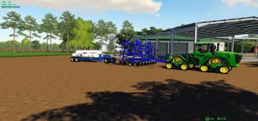 Photo of FS19 – Anhydrous Tool Bar V1.0.0.0