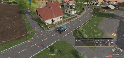Photo of FS19 – Autodrive Course For Ellerbach 1.4 V0.8.1 Beta
