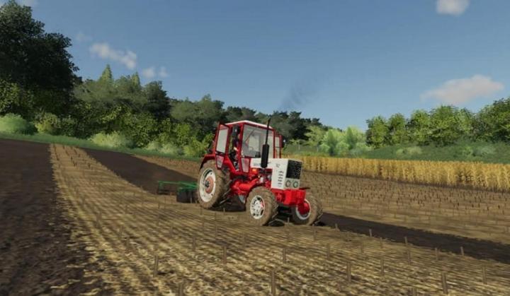 FS19 - Belarus Mtz-82 Lux Tractor V1