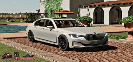 Photo of FS19 – Bmw Series 7 V1
