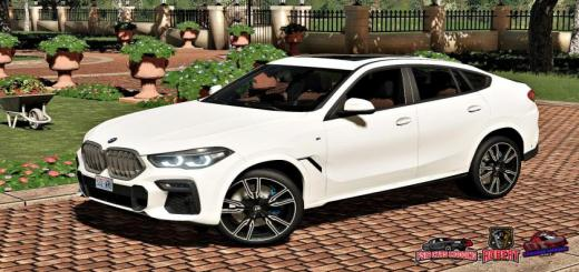 Photo of FS19 – Bmw X6 M Sport 2020 V1