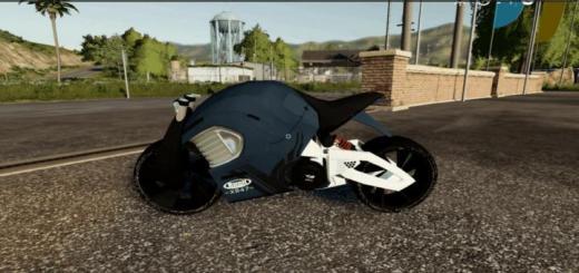 Photo of FS19 – Buell Concept Bike V1