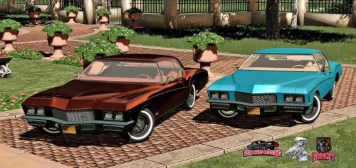 Photo of FS19 – Buick Riviera Coupe 1971 V1