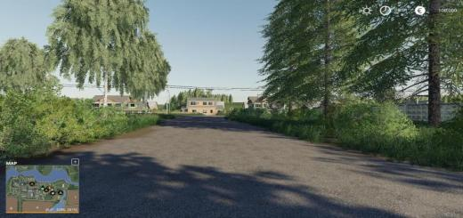 Photo of FS19 – Burlaki Village Map V1.0.6.9