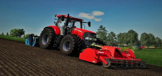 Photo of FS19 – Case Ih Puma Cvx Tractor V1