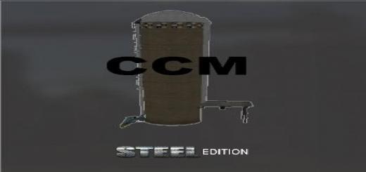 Photo of FS19 – Ccm Fermenting Silo Steel Edition V1