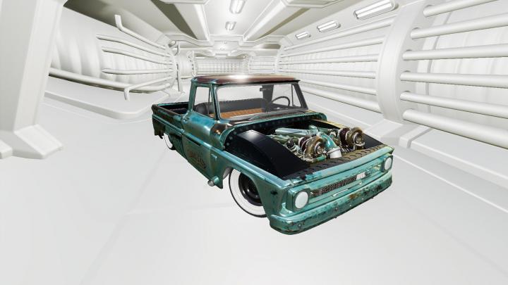 FS19 - Chevrolet C10 1966 Twin Turbo V1