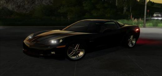 Photo of FS19 –  Chevrolet Corvette Z06 V1