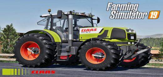 Photo of FS19 – Claas Atles 900Rz Series V1