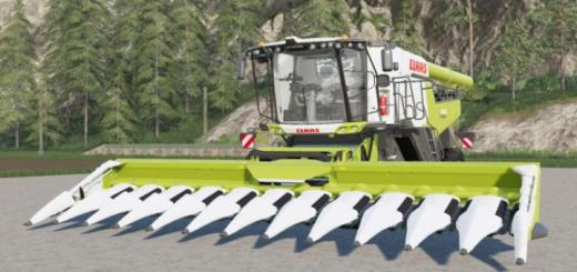 Photo of FS19 – Claas Lexion 8900 V2
