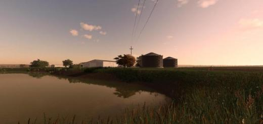 Photo of FS19 – Clarke Farms Map V1