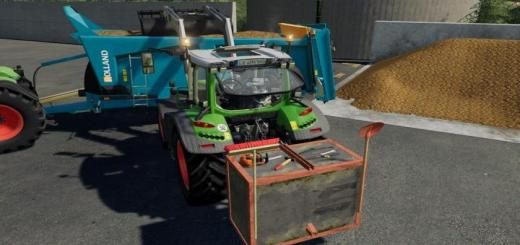 Photo of FS19 – Concrete Weight V1