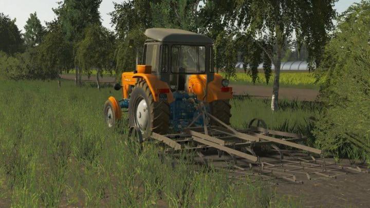 FS19 - Cultivator V1