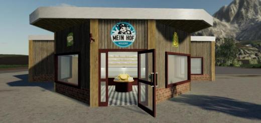 Photo of FS19 – Dairy With Farm Shop V1