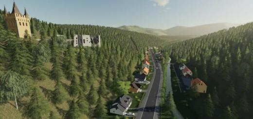 Photo of FS19 – Dalberg Map V1.1