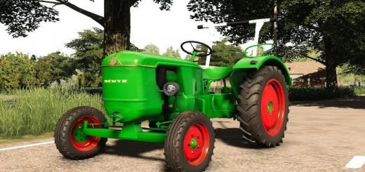 Photo of FS19 – Deutz D25.2 Tractor V1