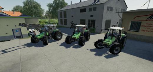 Photo of FS19 – Deutz-Fahr Agrostar 6.08-6.38 V1.0.0.3