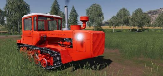 Photo of FS19 – Dt-175S Volgar V1.0.2.1