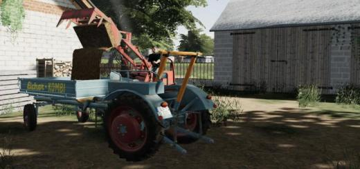 Photo of FS19 – Eicher G220 V1
