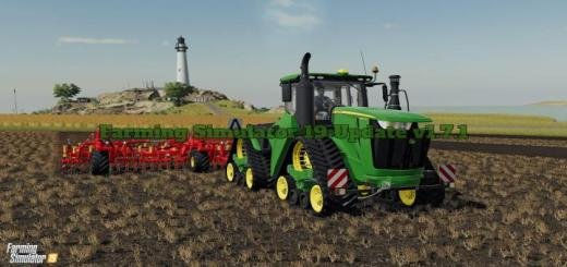 Photo of FS19 – Farming Simulator 19 Update V1.7.1