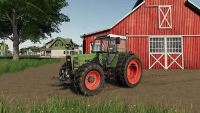 Photo of FS19 – Fendt 3Xx Vario With Adapted Standard Sound V1