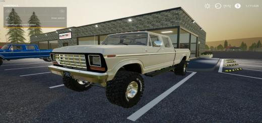 Photo of FS19 – Ford Crew Cab Classic V1