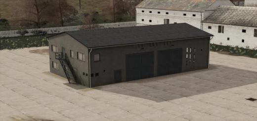 Photo of FS19 – Gdr Building Pack V1