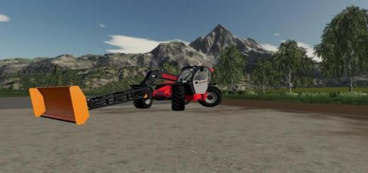 Photo of FS19 – Grain Leveler V1