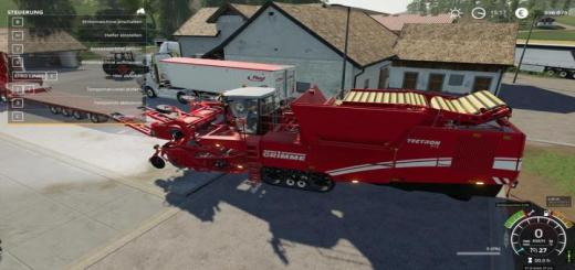 Photo of FS19 – Grimme Tectron 415 V1.0.0.2