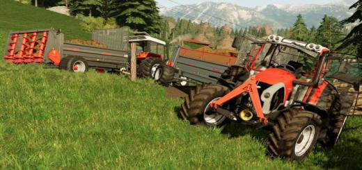 Photo of FS19 – Gruber Sm Pack V1