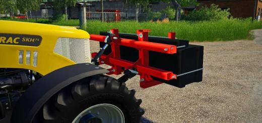 Photo of FS19 – Handcrafted Metal Mace V1