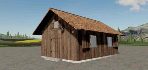 Photo of FS19 – Holiday Home Hut V1