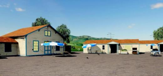 Photo of FS19 – Holiday Home Pack V1