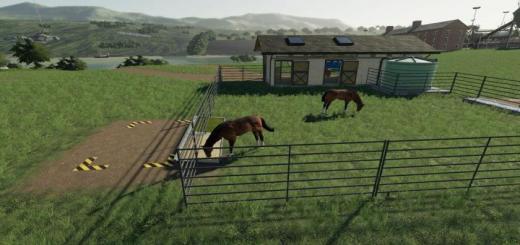 Photo of FS19 – Horse Breeding V1.1