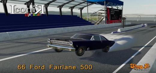 Photo of FS19 – Iconik 66 Fairlane V1