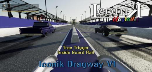 Photo of FS19 – Iconik Dragway V1