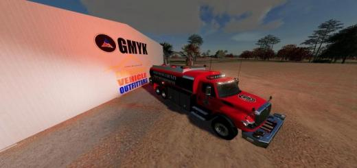 Photo of FS19 – Ih Workstar Tanker V1