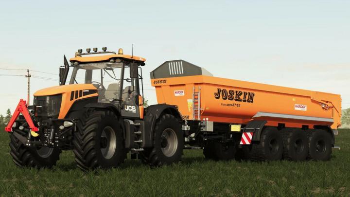 FS19 - Jcb Fastrac 3200 Xtra V1.1.1
