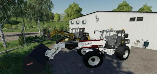 Photo of FS19 – Jcb Tm-320E V1